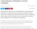Proceso Mexamerica FIL